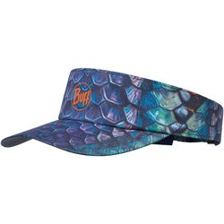 Buff Mens Tarpon Print Adjustable Visor