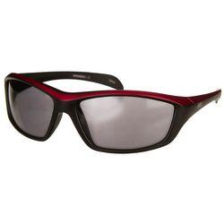 Unionbay Mens Sport Wrap Plastic Sunglasses