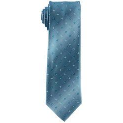 Van Heusen Mens Allenwood Neat Diamond Print Tie