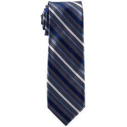 Van Heusen Mens Thomas Stripe Print Tie