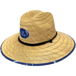 Peter Grimm Headwear Ocean Lifeguard Straw Hat