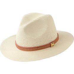 Peter Grimm Headwear Rupert Braided Toyo Fedora Hat
