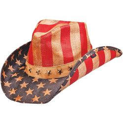 Peter Grimm Mens Pure Justice Cowboy Hat