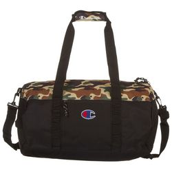 Champion Manuscript Camo Duffle Bag