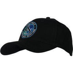 Hook and Tackle Mens Webbie Stretch Fit Fishing Hat