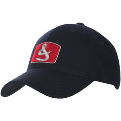 Hook and Tackle Mens Aqua Tech Logo Hat