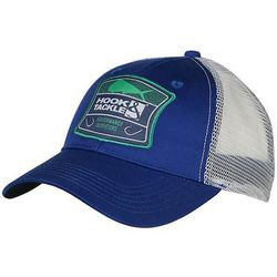 Hook and Tackle Mens Bull Dolphin Trucker Hat