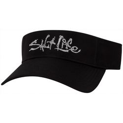 Salt Life Mens Signature Performance Visor