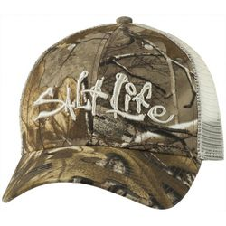 Salt Life Mens Incognito Camo Print Hat