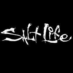 Salt Life White Signature Decal