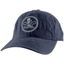 Salt Life Mens Gaffed Twill Hat