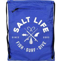 Salt Life Since 2003 Friction Cinch Backpack