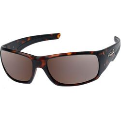 Gillz Mens Spinner Polarized Tortoiseshell Sunglas