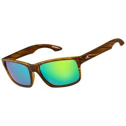 O'Neill Mens Anso Seagrass Polarized Sunglasses