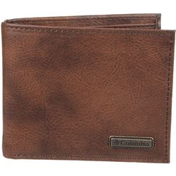Columbia Mens RFID Protected Trifold Wallet