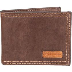 Columbia Mens RFID Protected Passcase Bifold Wallet