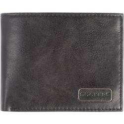 Dockers Mens RFID-Blocking Passcase Wallet