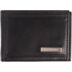 Dockers Mens RFID-Blocking Magnetic Front Pocket Wallet