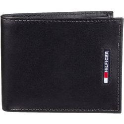 Tommy Hilfiger Mens Spencer Extra Capacity Slim Wallet