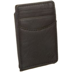 Columbia Mens RFID-Blocking Magnetic Front Pocket Wallet