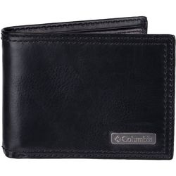 Columbia Mens Slimfold Security Wallet