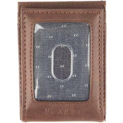 Levi's Mens RFID-Blocking Magnetic Front Pocket Wallet