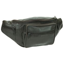 Stone Mountain Mens Leather Belt Bag