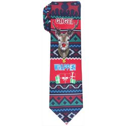 Knotty & Nice Mens Gangsta Wrapper Tie