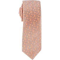 Perry Ellis Mens Floral Tie