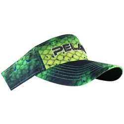 PELAGIC Mens Performance Dorado Hex Visor