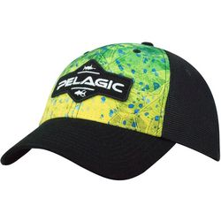 PELAGIC Mens Offshore Dorado Hex Hat