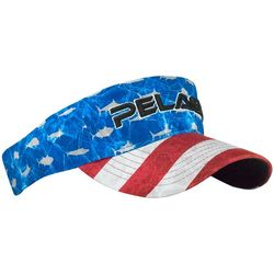 PELAGIC Mens Americamo Performance Visor