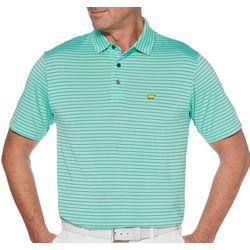 Jack Nicklaus Mens Triple Stripe Golf Polo Shirt