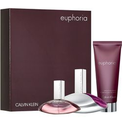 Euphoria Womens 3-pc. Gift Set