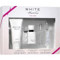White Womens 3-pc. EDP Set