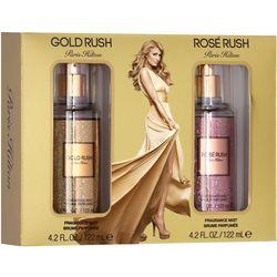 Paris Hilton Gold Rush & Rose Rush Womens 2-pc. Gift Set