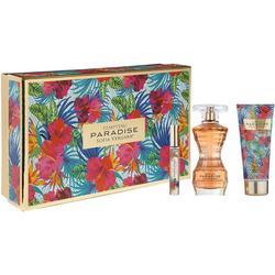 Tempting Paradise Womens 3-pc. Gift Set