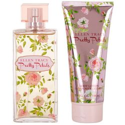Ellen Tracy Pretty Petals Womens 2-pc. Fragrance Set