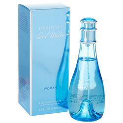 Cool Water Womens 3.4 fl. oz. EDV Spray