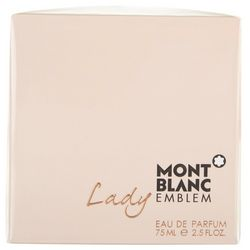 Mont Blanc Womens Emblem Ladies Parfum Spray 2.5 Oz