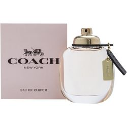 Coach New York Womens Eau De Parfum 1.0