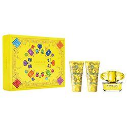Versace Yellow Diamond Womens 3-pc. Gift Set
