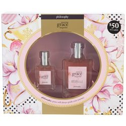 Philosophy 2 Pc. Amazing Grace Magnolia  EDP Spray Set