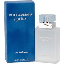 Light Blue For Women Eau Intense .84 fl. oz.
