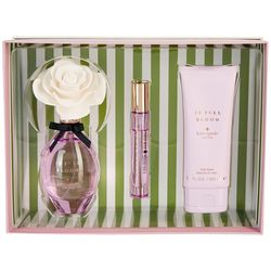 Kate Spade Womens In Full Bloom 3 Pc. Gift Set