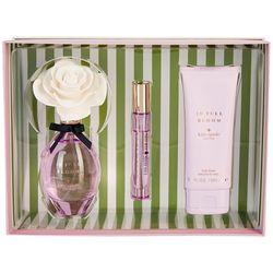 Womens In Full Bloom 3 Pc. Gift Set