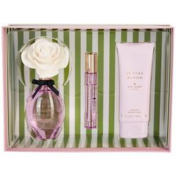 Womens In Full Bloom 3 Pc. Gift Set