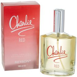 Charlie Red Womens 3.4 fl. oz. Natural Spray