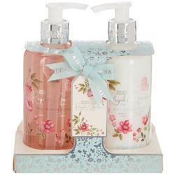 Rose Poppy & Vanilla Hand Wash & Lotion