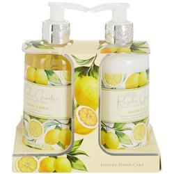 Lemon & Basil Hand Wash & Lotion